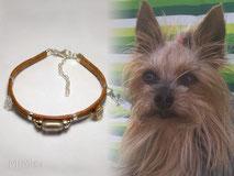 dog-memorial-bracelet-mi-miga-artistic-pet-hair-jewellery-leather-sterling-silver-swarovski-elements-glass-pearl-animal-dog-yorkie-karim
