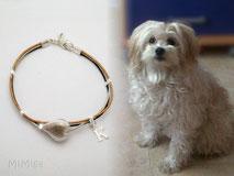 joya-artistica-memoria-recuerdo-con-pelo-animal-mi-miga-pulsera-cuero-plata-ley-inicial-perla-cristal-perro-kiba