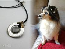 jewel-mi-miga-artisan-memory-necklace-personalized-silver-steel-glass-pearl-star-initial-letter-charms-swarovski-star-animal-hair-dog-toby