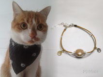 joya-artistica-memoria-recuerdo-con-pelo-animal-mi-miga-pulsera-hilo-acero-plata-ley-charms-perla-cristal-gato-tango