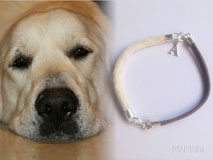 joya-pulsera-personalizada-artesana-plata-tiras-cuero-pelo-animal-perro-athos