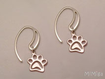 earrings-cat-lover-dog-lover-paw-print-sterling-silver-design-mi-miga