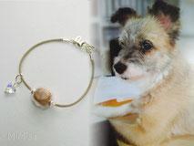 joya-artistica-memoria-recuerdo-con-pelo-animal-mi-miga-pulsera-hilo-vegano-plata-ley-corazon-swarovski-perla-cristal-perro-luna