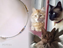 artistic-jewellery-mi-miga-necklace-steel-sterling-silver-swarovski-glass-pearls-animal-hair-cats-lur-gin-joy