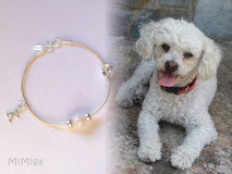 artistic-pet-hair-jewellery-mi-miga-pet-loss-memorial-bracelet-leather-sterling-silver-charms-initial-swarovski-heart-glass-pearl-dog-kiro