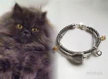 joya-artistica-con-pelo-animal-mi-miga-pulsera-recuerdo-cuero-trenzado-plata-ley-inicial-cristal-estrella-piedra-swarovski-perla-cristal-gato-cuky