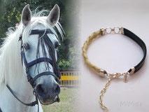 joya-artistica-memoria-recuerdo-con-pelo-animal-mi-miga-pulsera-cuero-plata-ley-crin-trenzada-caballo-bronco