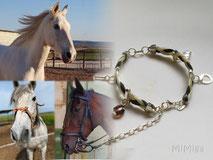 joya-artistica-mi-miga-con-pelo-animal-pulsera-trenzada-cola-caballo-plata-ley-charms-swarovski-yago-zoor-espirit