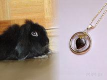 pet-loss-memorial-jewel-artisan-personalized-pendant-silver-glass-heart-animal-hair-rabbit-sigmund