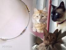joya-artistica-con-pelo-animal-mi-miga-collar-acero-plata-ley-tupis-swarovski-perlas-cristal-gatos-lur-gin-joy