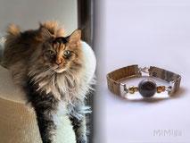 joya-artistica-con-pelo-animal-mi-miga-recuerdo-pulsera-corcho-plano-plata-ley-oro-gf-perla-cristal-gato-erian