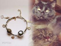 joya-artistica-con-pelo-animal-mi-miga-pulsera-cuero-plata-ley-charms-iniciales-raspa-corazon-swarovski-perlas-cristal-gatos-sombra-mishi
