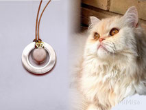 pet-loss-memorial-jewel-artisan-necklace-personalized-steel-silver-gold-glass-pearl-animal-hair-cat-mis