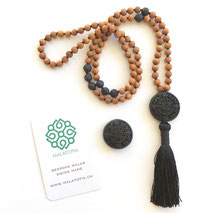 Clarity + Strength Mala