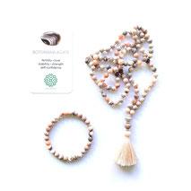 Loving Kindness Mala + Bracelet
