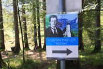 4. Gustav Mahler Festival : Mahler, der Wanderer