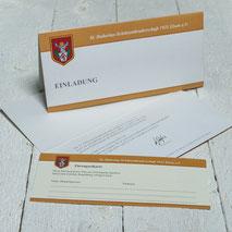 Einladungen & Ehrenkarten