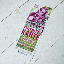 Flyer, Plakate, Wertmarken, ...