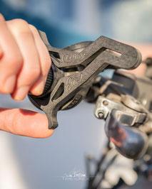 Universelle Motorrad Gasgriffhilfe