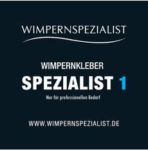 Wimpernkleber für Profis (1 Sek.)