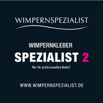 Wimpernkleber für Profis (0,5 Sek.)