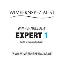 Wimpernkleber für Anfänger (2 - 3 Sek.)