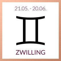 Zwilling Edelstein