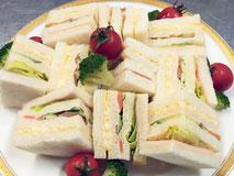 軽食④ サンドイッチ