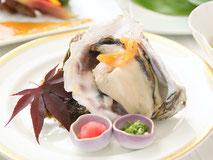 アラカルト③岩牡蠣(夏限定)