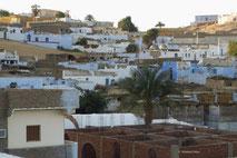 Delaus Reisen- Nubisches Dorf