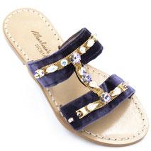 sandali bohemien realizzati ad ischia da mariarosaria ferrara