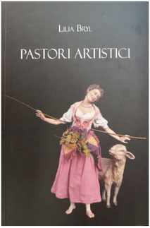 """Catalogo fotografico """"Pastori artistici"""" di Lilia Bryl, con prefazione di Maria Fernanda Garcia Marino. Foto di Elena Gridneva"""