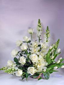 生花のお供え花
