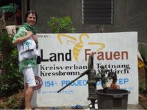 LandFrauenverband Tettnang spendet für Brunnen auf den Philippinen