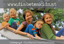 Berger Kinderarzt Diabetes Diabeteskids Pumpen Sensor CGM Insulin Therapie Diabetesambulanz Praxis Ordination Wahlarzt