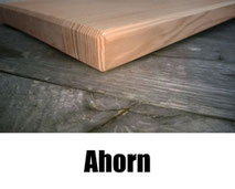 Fensterbank Ahorn