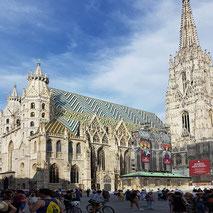 Summer Shopping in der Vienna City Wien