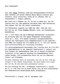 Bild: Wünschendorf Lebenslauf Bruno Preißler