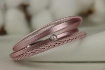 Sommerkette, bunt, handgemacht, Lange Kette, Perlenkette, Peace
