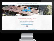 Page d'accueil de la SPA de Belfort