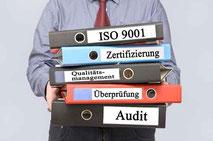 Leistungen / Produkte Qualitätsmanagement