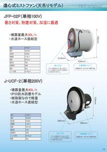 気化式冷風扇