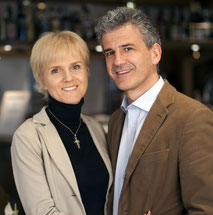 Projektleiter Bauunternehmen glücklich verheiratet Hugo Bernardi Ugo Bernardi Cinzia Bernardi