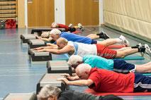 Gesundheitsturnen für Senioren