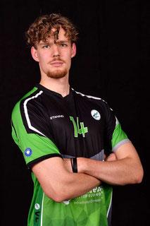 Martin Krüger  Volleyball Bundesliga Spieler des VC Bitterfeld-Wolfen