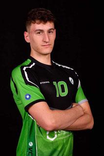 Filip  Madjunkov Volleyball Bundesliga Spieler des VC Bitterfeld-Wolfen