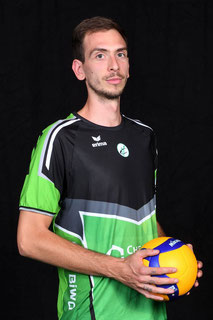 Danilo  Mirosavljevic Volleyball Bundesliga Trainer des VC Bitterfeld-Wolfen