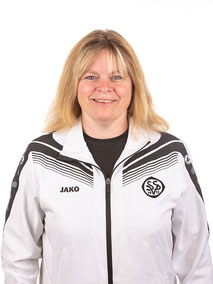 Betreuerin Sabine Fischer