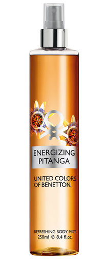Sommer Trend Body Spray |United Colors of Benetton Energizing Pitanga Body Mist