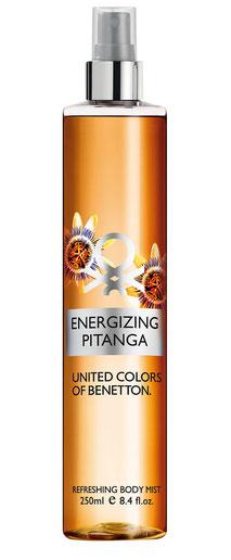 Sommer Trend Body Spray |United Colors of Benetton Energizing Pitanga Body Mist